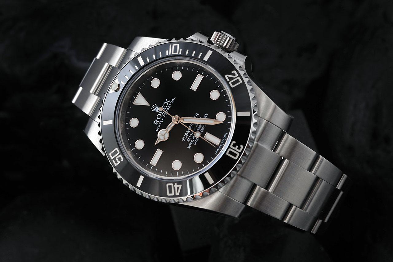 ロレックスの時計「サブマリーナ」
