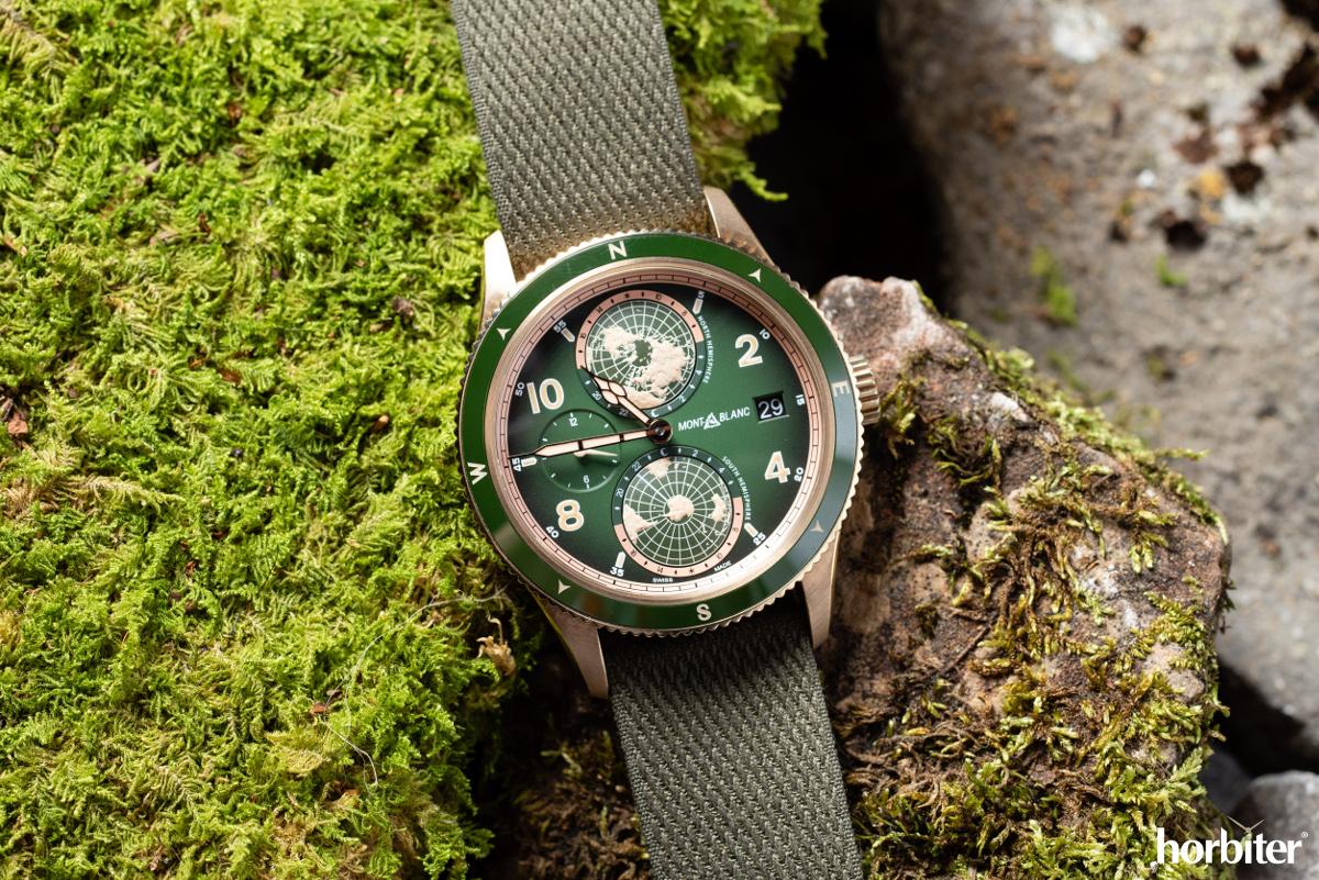 モンブランの時計「1858」