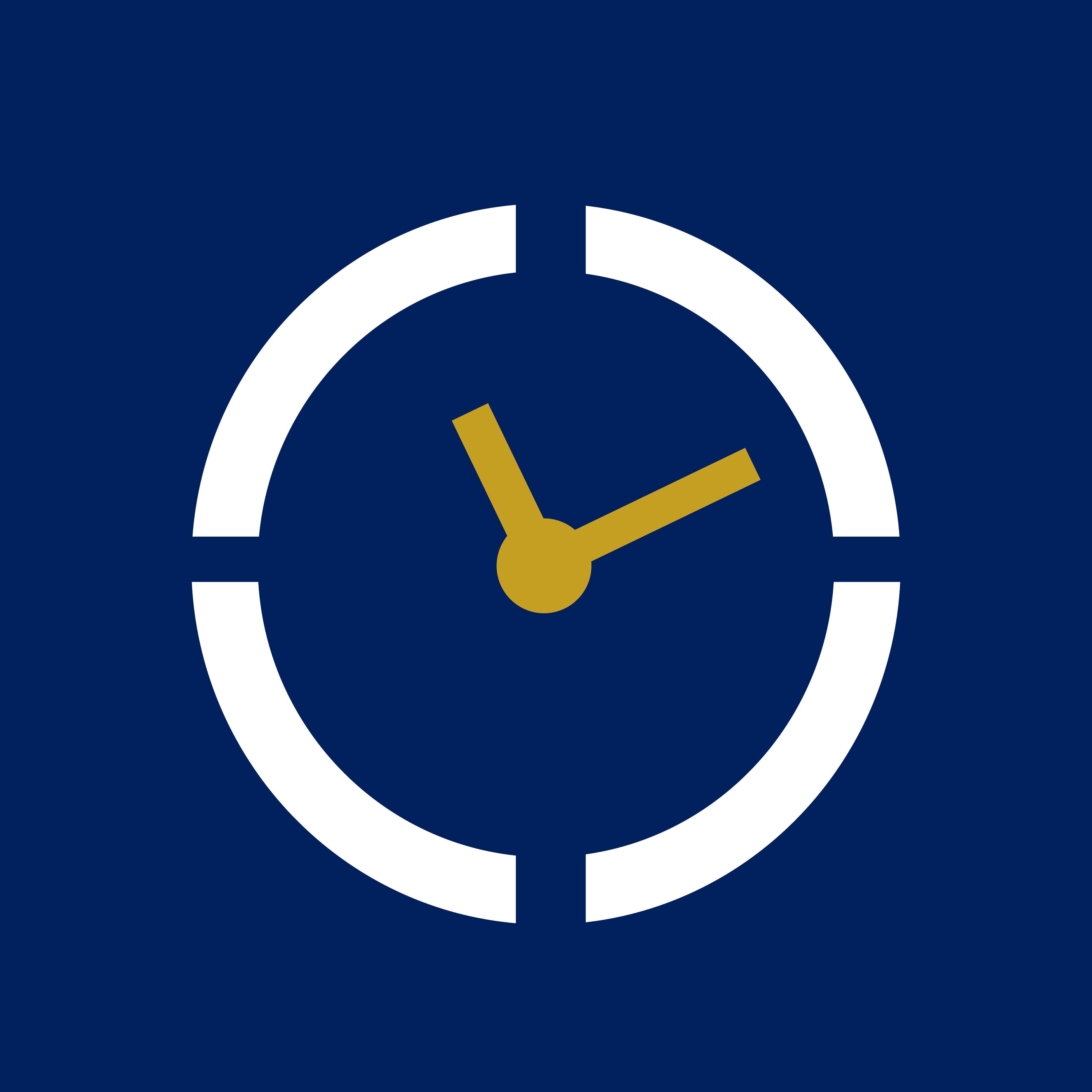 腕時計のある人生ロゴ